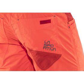 La Sportiva Leader korte broek Heren rood